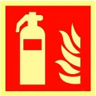 PBSZFL Brandschutzzeichen Feuerlöscher