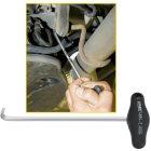 Abgasanlagen-Werkzeug 4684-2 · l: 209 mm