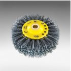 Bürsten - Zirkularbürste, Durchmesser 140 mm, 30 mm, P120