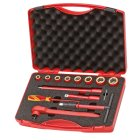 VDE-Werkzeugsatz 14-teilig im Koffer