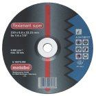 Flexiamant super 125x6,0x22,23 Stahl, Schruppschei