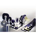 Unterlagsfolie INOX-Stahl 0,01 mm Format 50 mm x