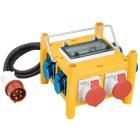 Kompakter Stromverteiler BSV 3 - FI/16 IP44 115366