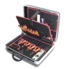 Hartschalenkoffer 14-H3, komplett, mit Elektro-Azu bi-Werkzeugpaket 14, 26-teilig