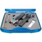 Rändelfräswerkzeug Set A2 FL / KF Schaft 20x25, +