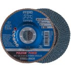 POLIFAN®-Fächerscheibe PFC 125 Z 120 SG/22,23
