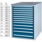 Werkzeugschrank System 800 S, Modell 32/13 GS -