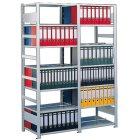 Büro-Steckzusatzboden verzinkt kpl. LxT 750x3