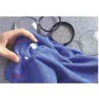 5 Stück Hochleistungs- und Microfasertücher blau