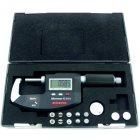40 EWV Digitale Bügelmessschraube 0-25 mm mit Zubehör 31403605