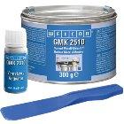 WEICON Gummi-Metall-Klebstoff GMK 2510 in 324 g Arbeitspackung