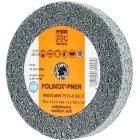 POLINOX®-Kompaktschleifrad PNER-MW 7513-6 SiC F