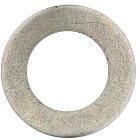 Federscheibe Form B DIN 137 Stahl mechanisch verzinkt