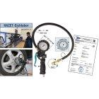 Reifenfüll-Messgerät, geeicht 9041-2CERT