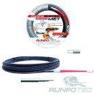 RUNPOTEC 30018 Power Spirale MET 15m