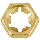 Sicherungsmutter DIN 7967 Stahl gelb verzinkt