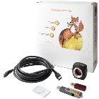 Bildverarbeitungssoftware pixel-fox, inklusiv USB3.0 Digitalkamera