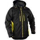 Bläkläder EN 343 Funktionsjacke schwarz gelb | XL