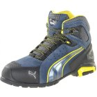 Puma Safety Rio Mid Sicherheits-Stiefel S1P EN ISO 20345 blau | 39