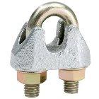 Seilklemme ähnlich ISO 13411/5  D8,0   50 Stück
