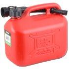 Kraftstoffkanister 5 Liter rot
