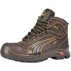 Puma Safety Sierra Nevada Sicherheits-Stiefel S3 HRO SRC EN ISO 20345 braun | 47