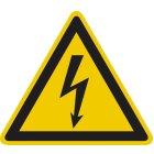 Warnschild-Hybrid-Blitz 917.3898