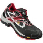 Stabilus Jogger Sicherheits-Halbschuhe S1 ESD EN ISO 20345 schwarz rot   43