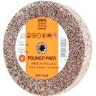 POLINOX®-Kompaktschleifrad PNER-H 7513-6 A G