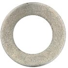 Federscheibe Form B DIN 137 Stahl blank  D10,51000 Stück