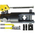 Backen-Set für hydraulische Presszange für Drahtseil 2 mm
