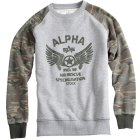 Alpha Industries Sweatshirt Rescue