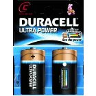 DURACELL MX1400  C Ultra Power Batterie 2er