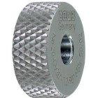 ZEUS Präzisionsdruckrändel HSSE-PM Form GV 30° D403 20mm x 8mm x 6mm 0.6mm