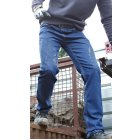 5-Pocket Jeans blue denim   42