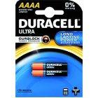 DURACELL MN2500 Ultra Power AAAA 2er