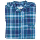 Lee Valley Grandfathershirt blau | XXL