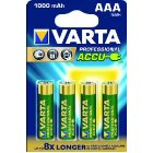 VARTA 5703 Professional Accu Micro AAA 1000mAh