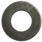 Kegelpfanne Form D DIN 6319  Stahl blank