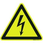 PWZ 30 Warnzeichen nach BGV A8 30cm