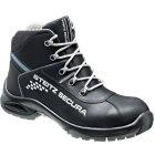 Steitz Secura VX 7750 Perbunan Sicherheits-Stiefel S3 SRC ESD EN ISO 20345 schwarz grau | 046
