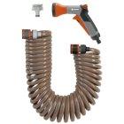 Spiralschlauch-Set-Aktion 10 m, komplett mit Classic Bewässerungsbrause und Systemteilen | 4646-20