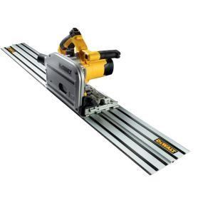 Tauchkreissäge DWS520KR-QS inklusive Schiene