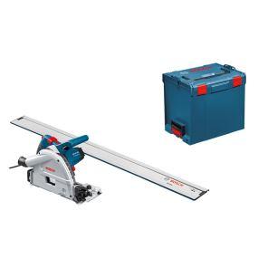 Tauchsäge GKT 55 GCE mit L-BOXX und FSN 1600