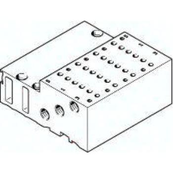 MHP2-PR4-5 525123 Anschlussblock