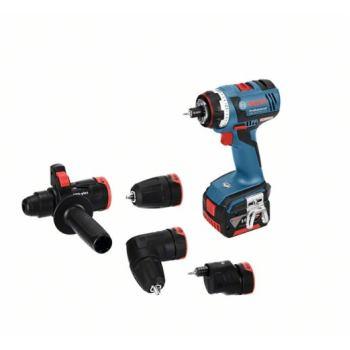 Akku-Bohrschrauber GSR 14,4 V-EC FC2,Bohrfutter-,Bohrhammer-, Exzenter-, Winkel