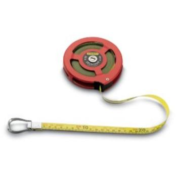 Kapselbandmass Decajour 20 m / 12,7 mm