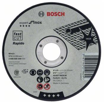 Trennscheibe gekröpft Expert for Inox - Rapido AS