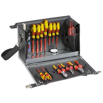 Elektro-Werkzeugkoffer 18-tlg