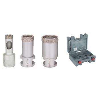 Diamanttrockenbohrer-Set Dry Speed Best for Cerami